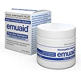 Emuaid® Ointment - Antifungal, Eczema Cream. Regular Strength Treatment. Regular Strength for Athletes Foot, Psoriasis, Jock Itch, Anti Itch, Ringworm, Rash, Shingles and Skin Yeast Infection.
