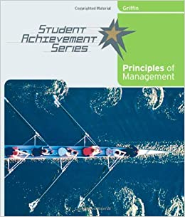 Book Principles of Management (Student Achievement Series)