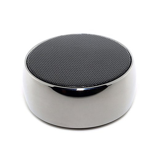 SODYSNAY Q8 Mini Bluetooth Speaker,Bluetooth Speaker with 6-8 Hour Playtime, 33-Foot Bluetooth Range Dual-Driver Portable Wireless Speaker with Low Harmonic Distortion and Superior Sound-Black