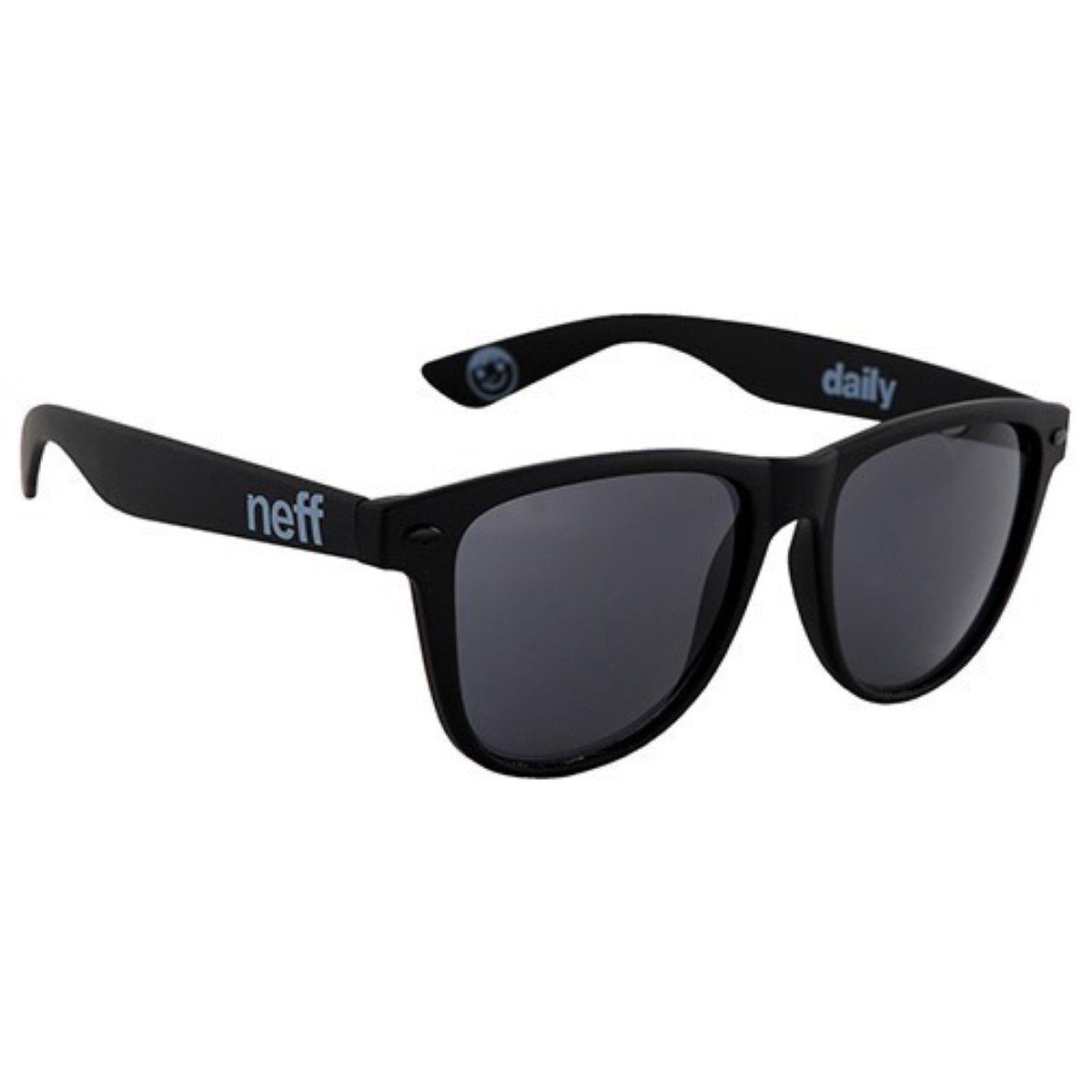 NEFF Daily Shades Rectangular Sunglasses, Tropical Jungle, 6 mm by NEFF