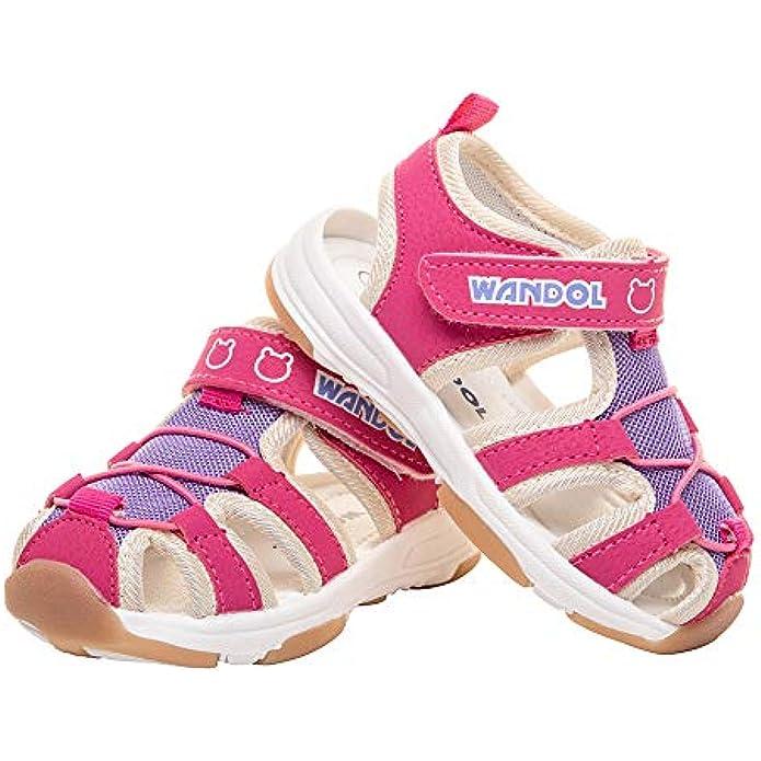 Running19 Baby Boys Girls Summer Sports Sandals Outdoor Closed- Toe Sandals