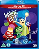 Inside Out [Blu-ray 3D + Blu-ray]