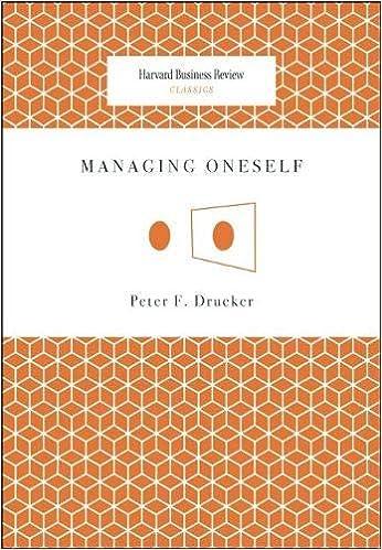 08c4f86fb Managing Oneself - Livros na Amazon Brasil- 8580100001951
