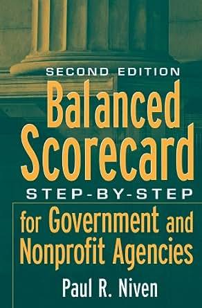 balanced scorecard for amazon com Buy the balanced scorecard: translating strategy into action by robert s kaplan, david p norton (isbn: 9780875846514) from amazon's book store everyday low.