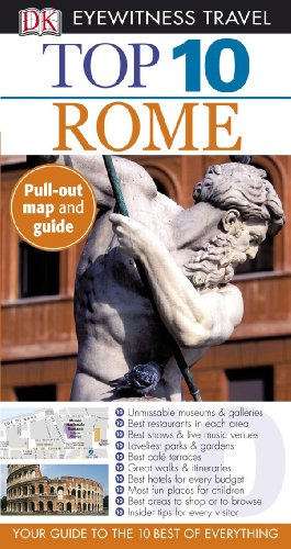 Top 10 Rome (Eyewitness Top 10 Travel Guides)