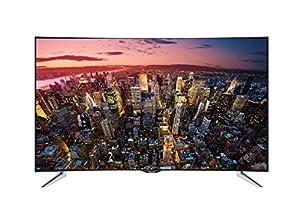Panasonic TX-55CRW454 139 cm (55 Zoll) Curved Fernseher (Ultra HD, Triple...