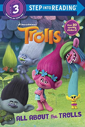 Price comparison product image All About the Trolls (DreamWorks Trolls) (Step into Reading)
