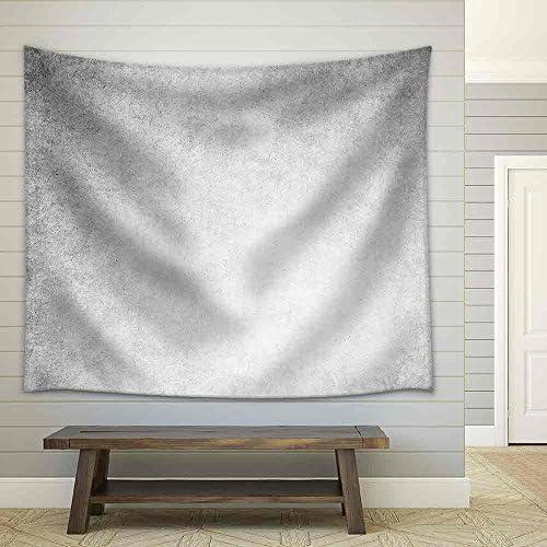 Grunge Gray Background Fabric Wall