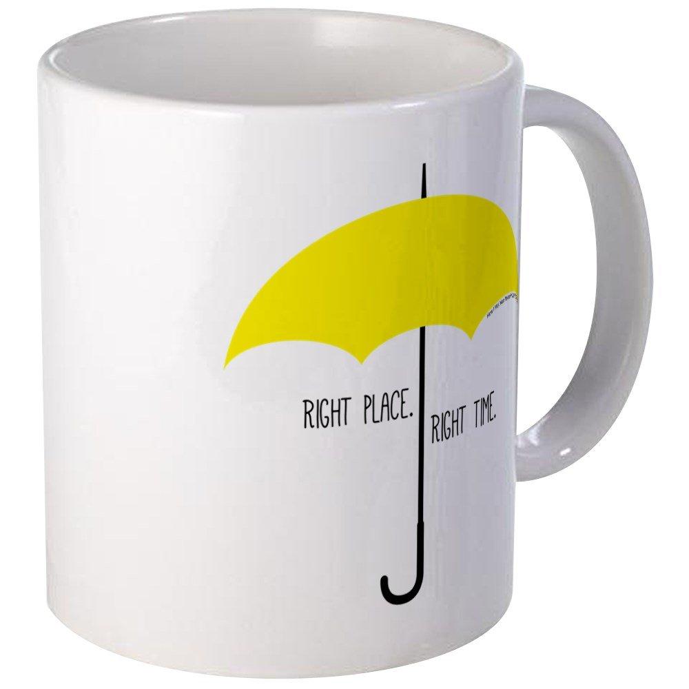 CafePress - HIMYM Umbrella Mug - Unique Coffee Mug, Coffee Cup