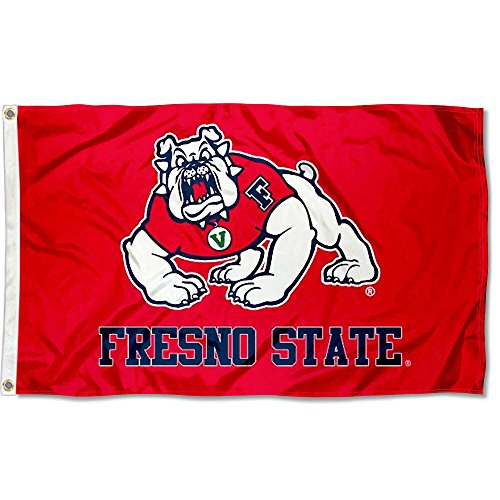 FSU Bulldogs College Flag