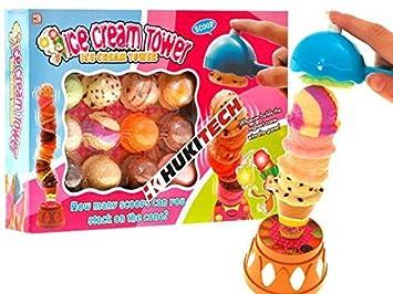 Ice Cream Tower – Juego de habilidad con alto factor de diversión como Mono parte Kroko