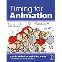 Timing for Animation by Harold Whitaker (4-Feb-2002) Paperback