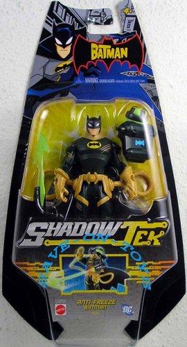 (The Batman Shadow Tek Anti-Freeze Batman Set)