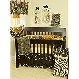 Cotton Tale Designs Zumba 8-Piece Crib Bedding Set
