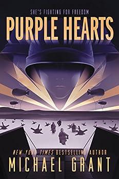 Purple Hearts 0062342215 Book Cover