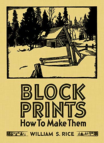 Block Prints: How To Make Them