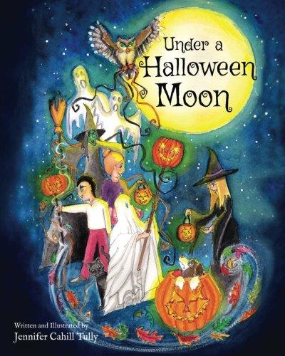 Under a Halloween Moon -