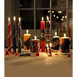 HearthSong® Autumn Homemade Beeswax Candle Rollin