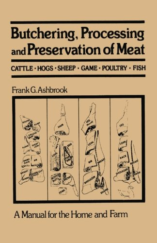 Butchering, Processing and Preservation of Meat: A Manual for the Home and Farm