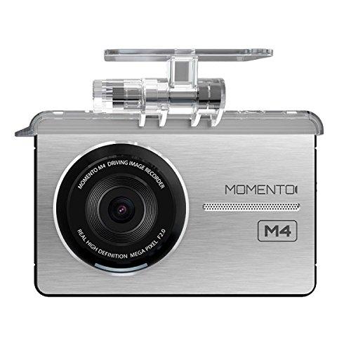 Momento M4 HD Dual Dash Cam by Momento