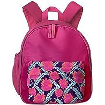 Watercolor Leaves Kid' Bag For Boy School Backpacks