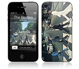 Zing Revolution MS-BEAT10133 The Beatles - Abbey Road Cell Phone Cover Skin for iPhone 4/4S