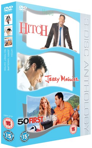 Hitch/Jerry Maguire/50 First Dates [Import anglais]