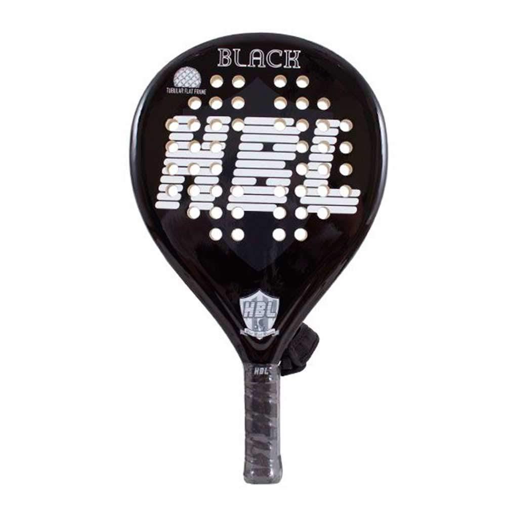 HBL Black Shiny - Pala, Color Negro/Blanco, 38 mm: Amazon.es ...