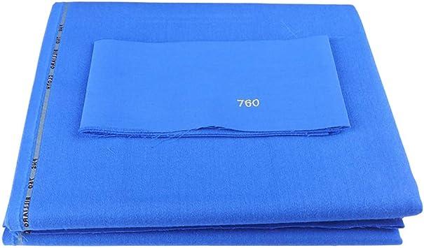 ZMB Nylon Tela para Mesa de Billar,para Mesa de 9 pies? / azul / 760