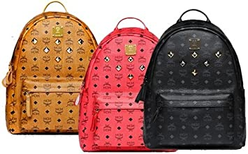 Amazon.com: MCM Stark Medium Studded Backpack Replica: Toys & Games