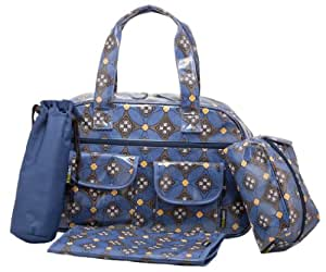 Kiwisac verter Bellemont 8020 - La bolsa de pañales Chloé, color: azul