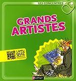"""Afficher """"Grands artistes"""""""