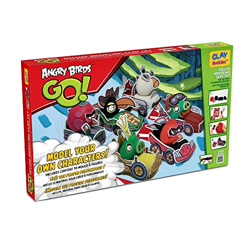 Giromax Angry Birds Go Super Pack by Giromax