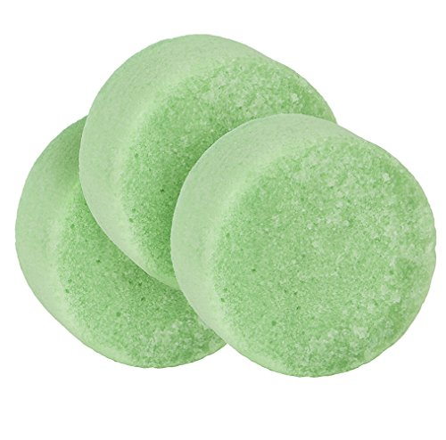 Spongeables Tea Tree Oil Facial Cleanser in a Sponge, Shea Butter Moisturizer, Dual-Texture Aromatherapy Exfoliating Sponge, 20+ Washes, Pack of 3