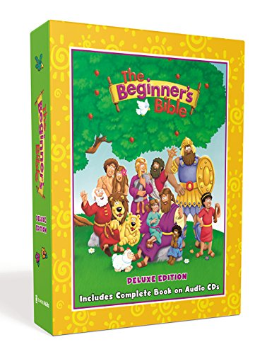 Cd Colorful (The Beginner's Bible Deluxe Edition: Includes Complete Book on Audio CDs)