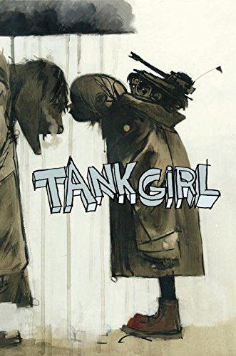 Download Tank Girl: Visions of Booga PDF