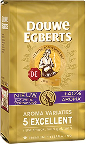 Douwe Egberts Excellent Aroma Ground Coffee, 8.8-Ounce