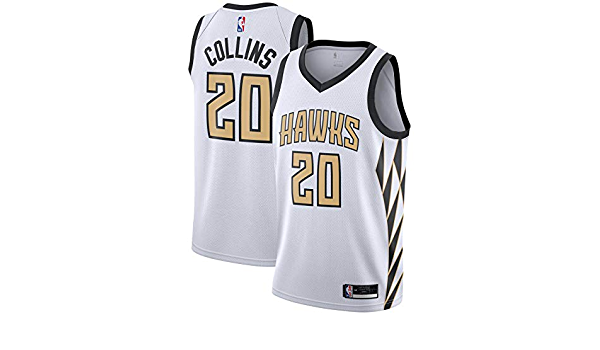 Atlanta Hawks #20 John Collins NEWCity Edition Swingman Jersey