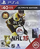 NHL 15 (Ultimate Edition) - PlayStation 4