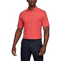 Under Armour CC Scramble Stripe Camisa Polo Hombre