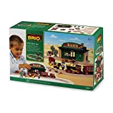 Brio Wild West Train Set