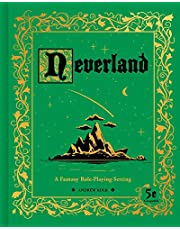 Neverland: A Roleplaying Game: A Fantasy Role-Playing Setting