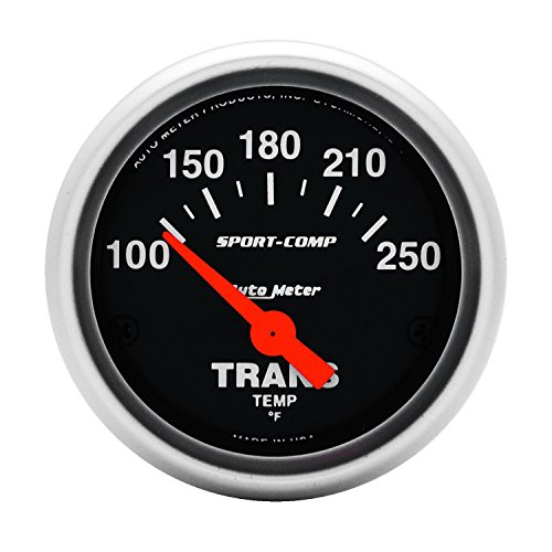 Auto Meter 3357 Sport-Comp Electric Transmission Temperature Gauge