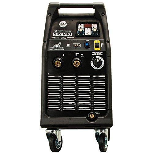 Forney 334 230V/240 Amp Dual Mig Welder, Green