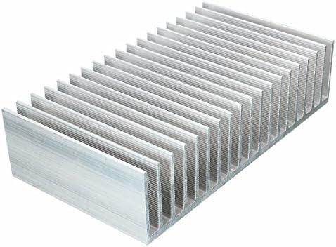 ELEGIANT Cooling Module 7.1x3.9x1.8inch Aluminum Heat Sink ELEGIANTFurmores3437