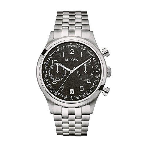 Bulova Classic Chronograph Stainless Steel Men's watch ()