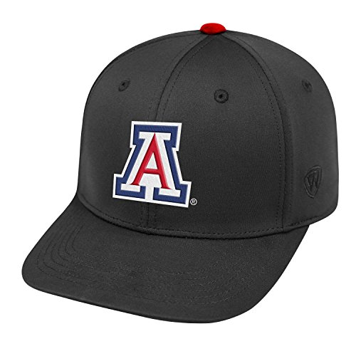Arizona Wildcats Official NCAA One Fit Large Impact Hat by Top of the World (Arizona State Wildcats)