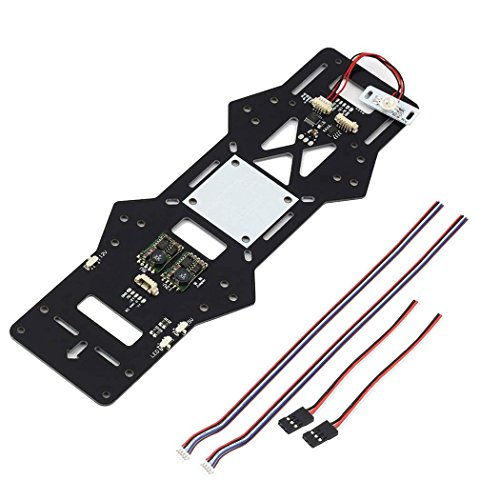 Fanala Integrated LED BEC Power Distribution PDB Board for FPV QAV250 280 Quadcopter by Fanala