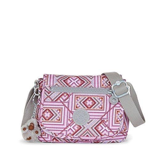 Kipling Women's Sabian Printed Mini Bag One Size Splashy Maze