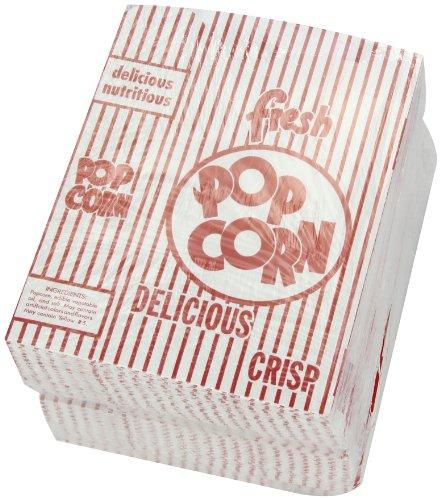 Snappy Popcorn 3E Close-Top Popcorn Box, 100/Case, 6 Pound by Snappy Popcorn (Image #4)